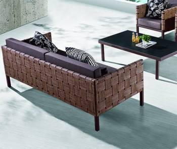 Asthina Three Seater Sofa