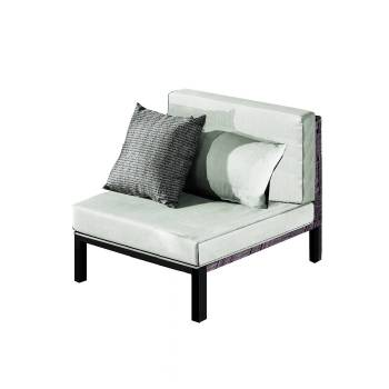 Shop By Collection - Asthina Collection - Asthina Middle Armless Chair