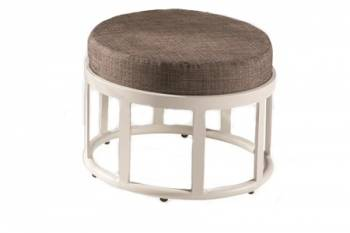 Individual Pieces - Sofa And Chair Seating - Barite Round Stool