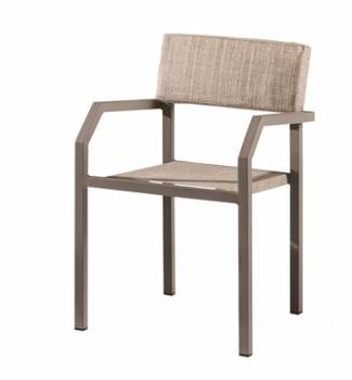 Shop By Collection - Barite Collection - Barite Dining Chair With Armrests