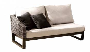 Shop By Collection and Style - Cali Collection - Cali Left Arm Sofa