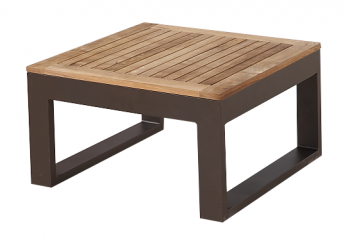 Individual Pieces - Coffee Tables, Side Tables And Ottomans - Cali Square Side Table