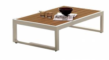 Individual Pieces - Coffee Tables, Side Tables And Ottomans - Cali Rectangular Coffee table