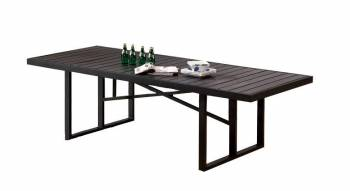 Shop By Collection and Style - Cali Collection - Cali Dining Table For Eight