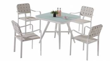 Shop By Category - Outdoor Dining Sets - Edge Dining Set for 4