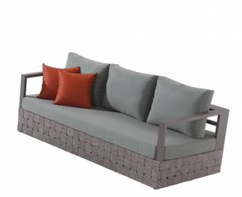 Individual Pieces - Sofa And Chair Seating - Edge Three Seater Sofa