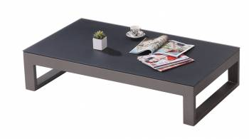 Individual Pieces - Coffee Tables, Side Tables And Ottomans - Edge Rectangular coffee table