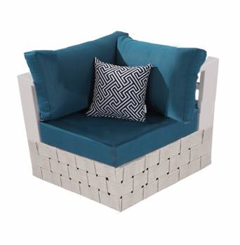 Individual Pieces - Sofa And Chair Seating - Edge Corner Chair