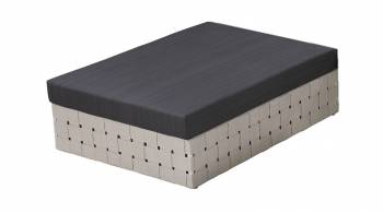 Individual Pieces - Coffee Tables, Side Tables And Ottomans - Edge Ottoman