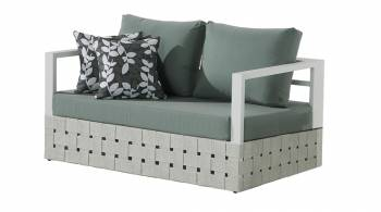 Individual Pieces - Sofa And Chair Seating - Edge Loveseat Sofa