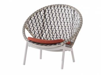 Shop By Collection - Evian Collection - Evian Round Club Chair
