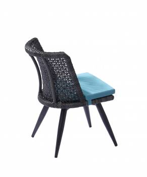 Evian Armless Dining Chair - Image 1