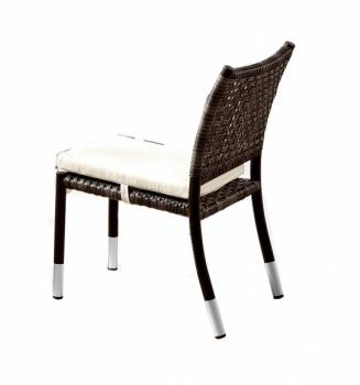 Shop by Category  - Outdoor Dining Sets -  Fatsia Armless Dining Chair