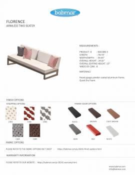 Florence Sofa Set for 8