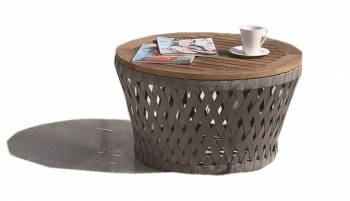 Individual Pieces - Coffee Tables, Side Tables And Ottomans - Florence Medium Round Coffee Table