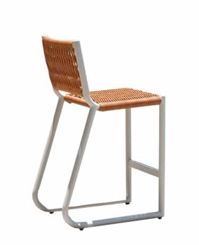 Shop By Collection - Haiti Collection - Babmar - Haiti Armless Barstool
