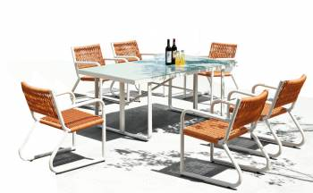 Haiti Dining Set for 6