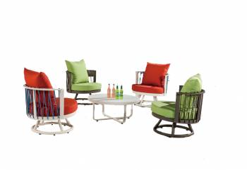 Shop By Collection - Hyacinth Collection - Hyacinth Seating Set for 4