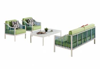 Shop By Collection - Hyacinth Collection - Hyacinth Sofa Set