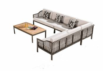 Hyacinth Sofa Set for 6