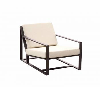 Shop By Collection - Amber Collection - Amber Mila Lounge Sofa Chair - QUICK SHIP
