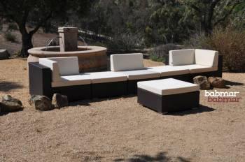 Babmar - Tuscano Sofa Set (Swing 46 Design) - QUICK SHIP - Image 10