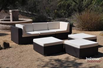 Babmar - Tuscano Sofa Set (Swing 46 Design) - QUICK SHIP - Image 8