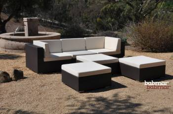 Babmar - Tuscano Sofa Set (Swing 46 Design) - QUICK SHIP - Image 7