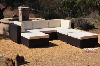 Babmar - Tuscano Sofa Set (Swing 46 Design) - QUICK SHIP - Image 6