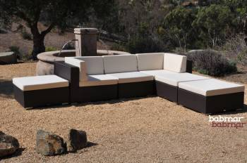 Babmar - Tuscano Sofa Set (Swing 46 Design) - QUICK SHIP - Image 4