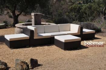 Babmar - Tuscano Sofa Set (Swing 46 Design) - QUICK SHIP - Image 3