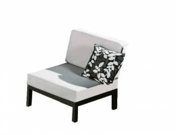 Shop By Collection -  Hyacinth Collection  - Hyacinth Middle armless chair