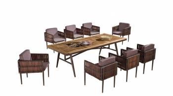Kitaibela Dining Set for 8 - Image 1