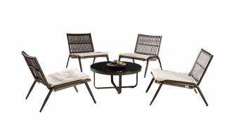 Shop By Collection - Kitaibela Collection - Kitaibela Low Seating Set For 4