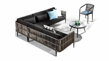 Kitaibela Sectional Sofa Set for 6