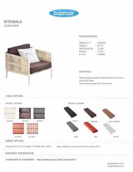 Kitaibela Sofa Set