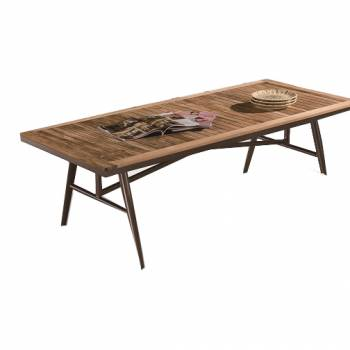 Individual Pieces - Dining Tables - Kitaibela Dining table for 8