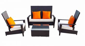 Babmar - Martano Loveseat Set