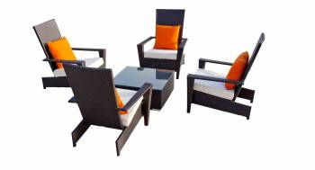 Babmar - Martano Outdoor Chair Set