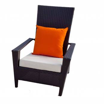 Individual Pieces - Sofa And Chair Seating - Babmar - Martano Stackable Chair