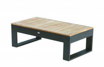 Individual Pieces - Babmar - Lusso Tall Rectangular Coffee Table
