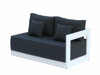 Individual Pieces - Sofa And Chair Seating - Babmar - Lusso Right Arm Sofa