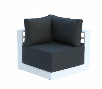 Individual Pieces - Sofa And Chair Seating - Babmar - Lusso Corner Sofa