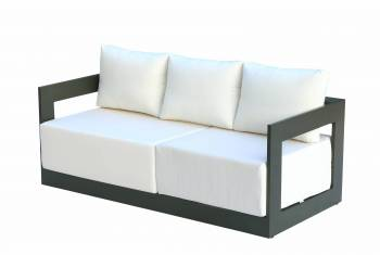Individual Pieces - Sofa And Chair Seating - Babmar - Lusso 3 Seater Sofa