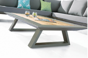 Luxe Rectangular Coffee Table - Image 3