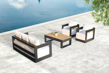 Babmar - Lusso Sofa Set - Image 2