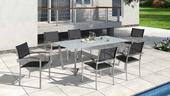 Babmar - Chaos Dining Set For 6