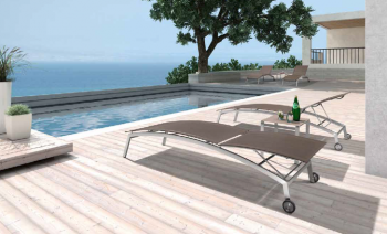 Shop By Category - Outdoor Chaise Lounges - Babmar - Vera Chaise Lounge