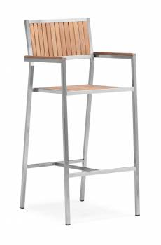 Individual Pieces - Babmar - Sunny Bar Stool With Arm