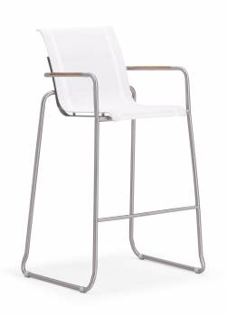 Individual Pieces - Babmar - Hera Bar Stool With Arms